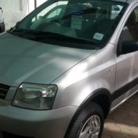2005 FIAT PANDA 1.2 4X4 = R 49 900