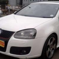 VW Golf Golf [5] Gti 2.0t Fsi DSG,