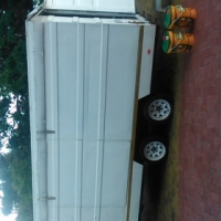 Custom made expendable trailer