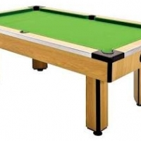 Pool / Billiard & Table Tennis Combo for Sale  I have a Pool / Billiard table with a Table Tennis Co