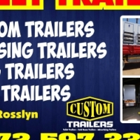 Mobile Toilet Trailers From R54999.00