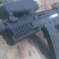 Paintball gun/tippmann x7