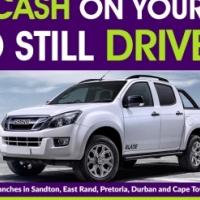 Cash for your Isuzu! Raise cash on your Isuzu and still drive it!