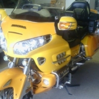 Honda Gold wing at reduced price