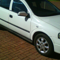 Wanted to swop my Opel Astra for smaller car.