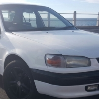 Toyota Corolla 1.3, (Lady owner)