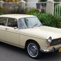 1976 Peugeot 404 Automatique
