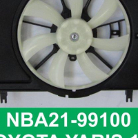 Radiator Fan for Toyota Yaris 1.3 available