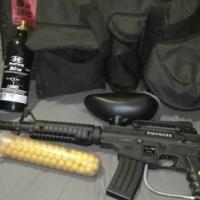 Paintball Gun-Tippman Bravo