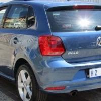 VW Polo 1.2TSI HighlineLeather seats/Xenon lights/Park di