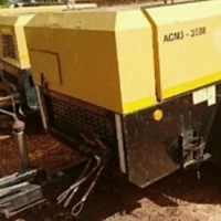 Others Ingersoll Rand 260CFM Mobile Air Compressors