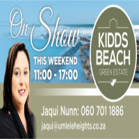 CALLING ALL INVESTORS R50 000 DISCOUNT ON OUR OYSTER DUPLEX UNIT IN KIDDS BEACH .. Call now!