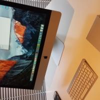 Apple iMac with Retina 5k display 27inch 3.2GHz 16GB