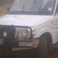 mahindra scopio pickup for sale