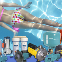 Swimming pool maintenance, products and repairs.