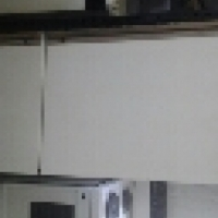 KIC fridge freezer 300l