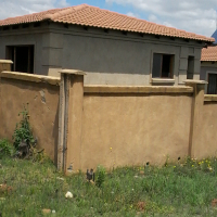 A three bedroomed house for sale