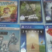 6 sealed brndnew ps4 games price neg