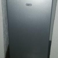 DEFY 130L Bar Fridge - Silver