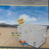 CAMPING FRIDGE FREEZER 12/220V