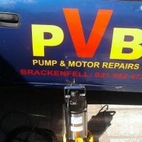 SUBMERSIBLE SEWAGE PUMP RANGE / B M G MOTORS 380V / S/STEEL PUMPS