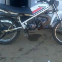 HONDA affroad bike