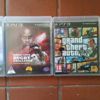 ps3 with 16 great games R2000