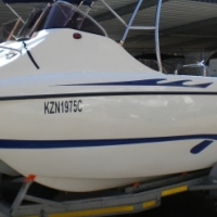 Used, Kosi cat 17 Forward Console with 2 x Yamaha 70HP 4-Stroke Motors for sale  Pinetown