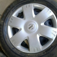 Nissan NP200 Standard Wheels and caps