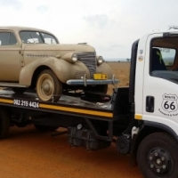 Chev & other Classic Car Transport Gauteng to Durban.