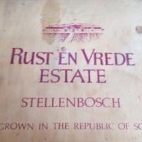 Rust En Vrede Wine Box