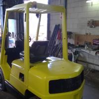 Hyster Forklift 2.5 ton diesel
