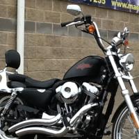 Harley Davidson 1200 Sporty, 2012