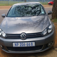 Month End Sales: 2011 Volkswagen Golf 6 tsi, low km,for R 105,000.00  This is a very good car in sup