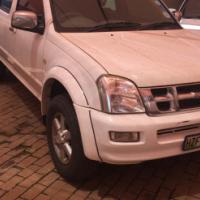 2007 Isuzu KB300 TDI LX P/U D/C