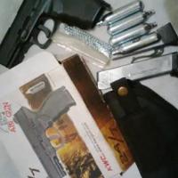 Steel BBs Air Gun