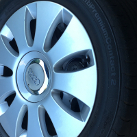 16inch Audi rims. PCD 5/112. Excellent condition