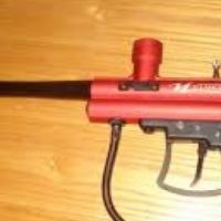 VL Lancer Paint Ball Gun.