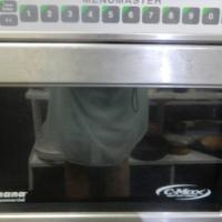 Comecial Amana Microwave
