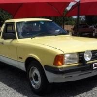 1984 Ford Cortina 3.0 V6