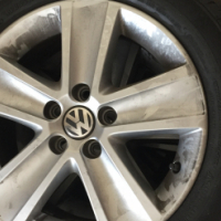 Polo GT rims n tyres