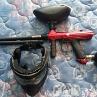 Griffin Paintball gun