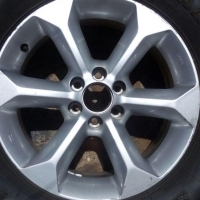 Navara 17inch Rimms with Tyres