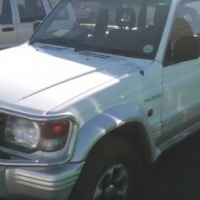 1994 Mitsubishi Pajero 3.0 4x4 on special sale R49500