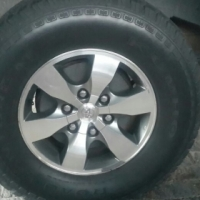 Toyota Hilux Mags and Tyres