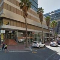 Corner retail space Burg & Castle Streets CBD ~ 230m²