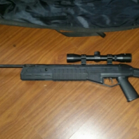 Crosman Air Rifle (Pellet Gun)