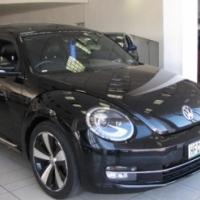 2014 VW Beetle 1.4 Tsi Sport DSG