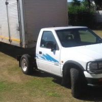 8 ton dropside truck & specialized bakkie available for loads