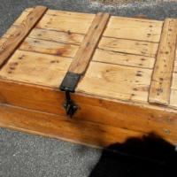 Antique ammunition box for sale